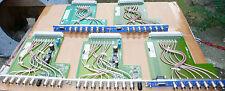 5 CARDS AXON BROADCAST BPL08 X 3 + BFR01+ BFT01