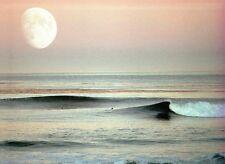 (14001) Postcard - Waves - Seaside Reef, San Diego County, California, USA