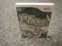 Line Rider 2: Unbound (Wii) NEW