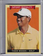 2008 UPPER DECK GOUDEY #330 TIGER WOODS SPORT ROYALTY SHORT PRINT SP B053A