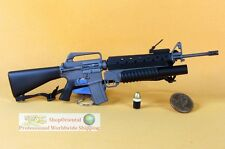 DRAGON 1:6 GUN M16A1 M16 ASSAULT RIFLE M203 Grenade Launcher Predator G_M16A1