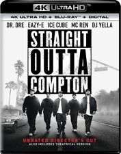 Straight Outta Compton [New 4K UHD Blu-ray] With Blu-Ray, 4K Mastering, Direct