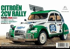 TAMIYA RC 58670 Citroen 2CV Rally (M0-5Ra) 1:10 Assembly Kit Without ESC