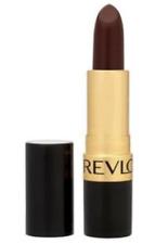 REVLON SUPER LUSTROUS LIPSTICK SHADE 477 BLACK CHERRY NEW AND SEALED