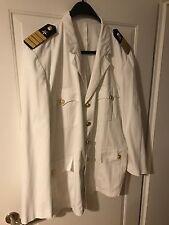 Original Marine Jacke Uniform Kapitän zur See Größe XXXL NEU 182 / 112 BW NEU