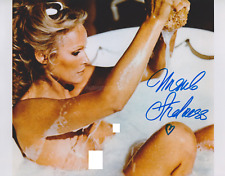 Ursula Andress HAND Signed 8x10 Photo, Autograph, James Bond (G)