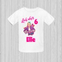 JoJo Siwa T Shirt Personalized Birthday Outfit Custom