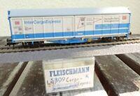 Fleischmann 5809 K H0 Schiebewandwagen Hbills-y InterCargoExpress DB Epoche 5-6