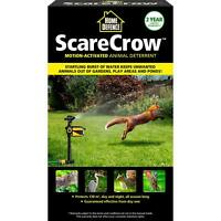 Home Defence Scarcrow Motion Activated Animal Deterrent Garden Protector Humane