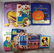 Lot of 8 Children's Board Books