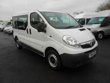 Right-hand drive Vivaro Commercial Vans & Pickups with Alarm