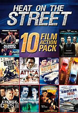 10-FILM HEAT ON THE STREET (2PC) - DVD - Region 1 - Sealed