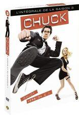 DVD - Chuck l'intégrale de la saison 3.