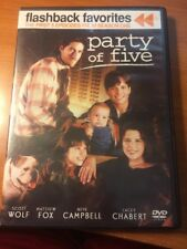 Party of Five: First 5 Episodes of Season One (DVD) Matthew Fox