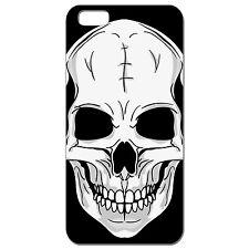 Coque 3 D Téléphone - IPHONE 4/4S - TÊTE DE MORT SKULL CRANE ROCK METAL SKATE