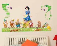 Wandtattoo Disney Kinderzimmer Schneewittchen Wandposter XXL Prinzessin W039