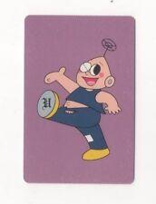 Playing Swap Cards 1 x 1960's Japanese Nintendo Naruhesokun Anime Ehon J206