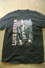 Medium Concert T Shirt Luke Bryan Kick The Dust UpTour