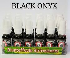 Blunt Effects Concentrated Spray Air Fresheners! Blunteffects BLACK ONYX Display