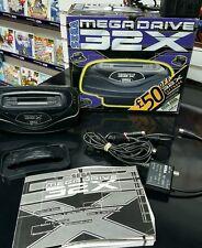 Sega 32x Console Boxed Free Postage