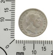 Niederlande: 10 Cent 1890 - König Willem III.