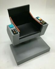 Custom STAR TREK CAPTAIN KIRK CHAIR for MEGO VINTAGE TO NOW 8 in Figure diorama
