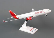 Skymarks Avianca A330-200 W/Gear New Livery 1/200 Scale Model Aircraft SKR757