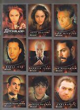 Witchblade TV Show from Inkworks 2002 81 card set Yancy Butler