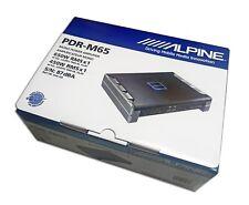 Alpine PDR-M65 - Mono Power Amplifier