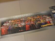 2005 GOOD YEAR RACING CLASS OF 2005 NASCAR DRIVERS POSTER,ALL THE HEROS ARE HERE