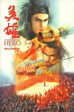 Hero GN adaptation Zhang Yimou martial arts film assassinate Emperor of China