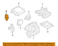 VW VOLKSWAGEN OEM 15-16 Golf Airbag Air Bag SRS-Front Impact Sensor 5Q0959651