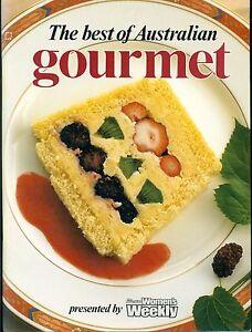 Women's Weekly - The Best of Australian Gourmet - SC - NEW CONDITION