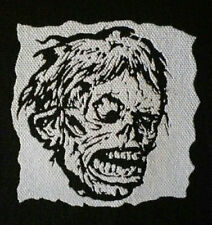 PATCH - The Shock Monster - canvas screen print HORROR - famous monsters