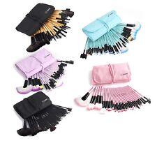 12 18 20 24 32 Makeup Brush Set Cosmetic Beauty Eyeshadow Lip Foundation Brushes