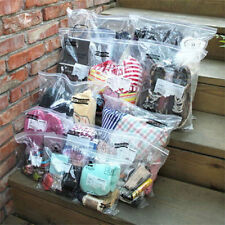 13 pcs Zipper Bags Kit-Small to Large-Travel Luggage Suitcase Packing Organizer