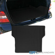 For SUV Van Truck All Weather Rubber Black Auto Liners Trunk Cargo Floor Mat