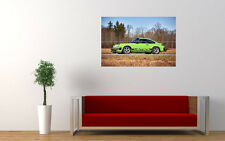 "1974 PORSCHE 911 CARRERA ART PRINT POSTER PICTURE WALL 33.1"" x 22.1"""