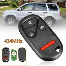 Keyless Entry Remote Key Fob 434MHz For Honda Civic Accord Insight #A269ZUA101