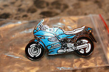 BMW Motorcycle Hat Jacket Lapel Pin K 1100 S BMW Blue pin metal/enamel