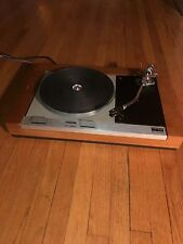 Vintage Thorens TD-125 LB Long Base Turntable w/ SME 3012 Tonearm, Shure V15 II