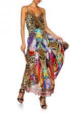 Camilla Franks KINGDOM CALL STRAPPY WRAP DRESS Size Medium