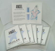 PARFUMS MUGLER LOT DE 7 ANGEL NOUVELLE PRESENTATION EAU DE TOILETTE 1.2 ML VAPO
