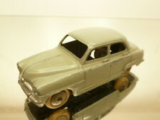DINKY TOYS 24U SIMCA 9 ARONDE - GREY 1:43 - GOOD CONDITION