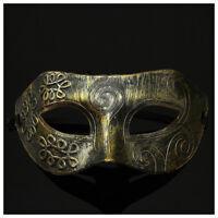 1pcs Men's Masquerade Mask Ball Masks Stag Party Fancy Dress Venetian Eye F Y1Q7