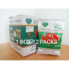 Thai green tea 1box 12 pack