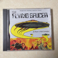 FLYING SAUCER - 30 ROCK N ROLL COMEDIES - BRAND NEW CD
