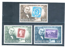 NORFOLK ISLAND 1979 Sir Rowland Hill