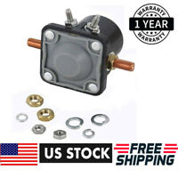New Switch Solenoid Fits OMC Insulated Ground 47886 383622 3954 67-701