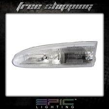 1995-1997 1996 Ford Contour LH Drivers Side Headlight Headlamp OEM 7005